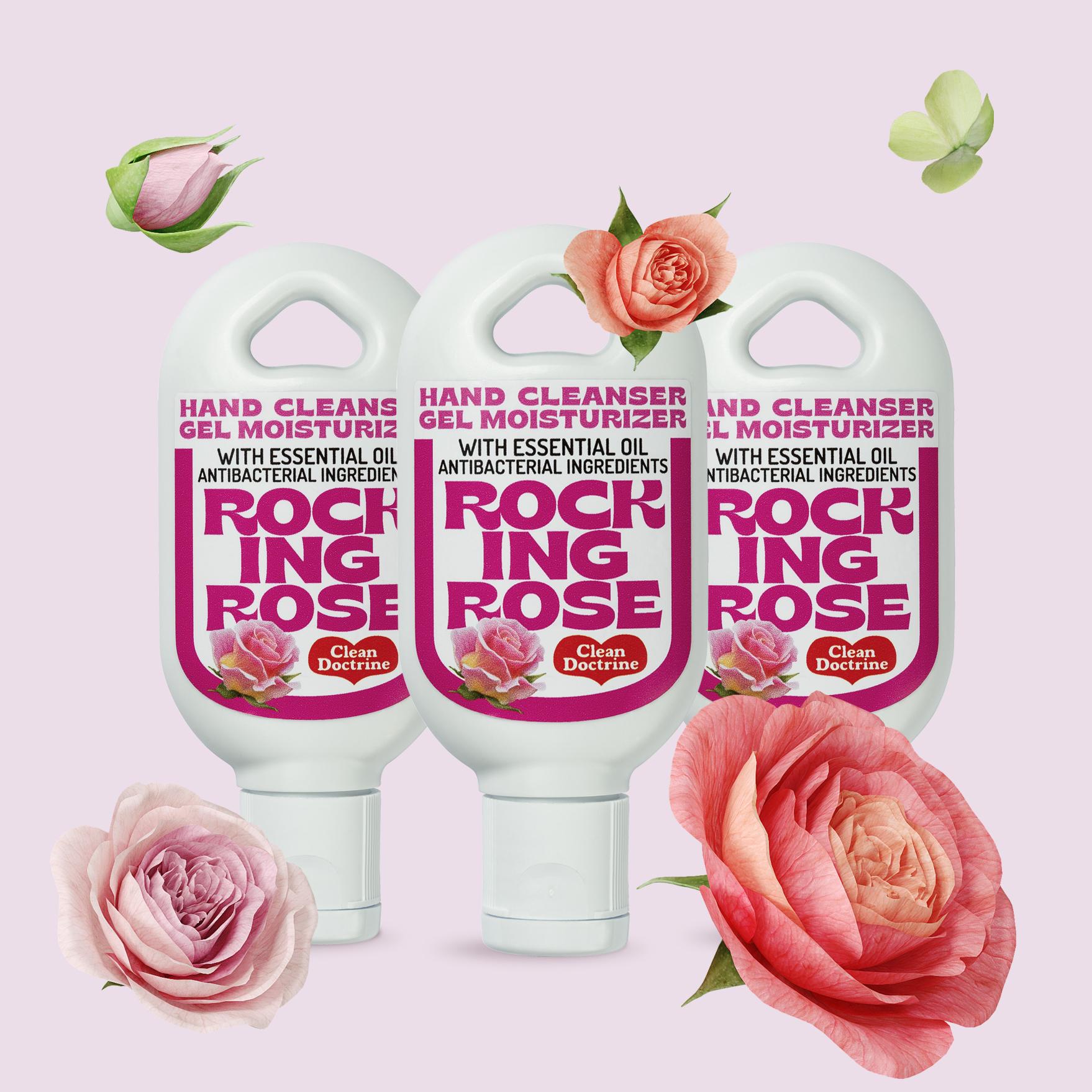 ROCKING ROSE